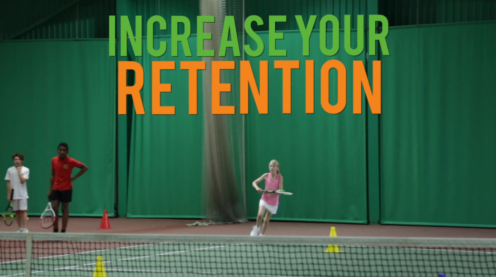 Increase your retention with CoursePro!