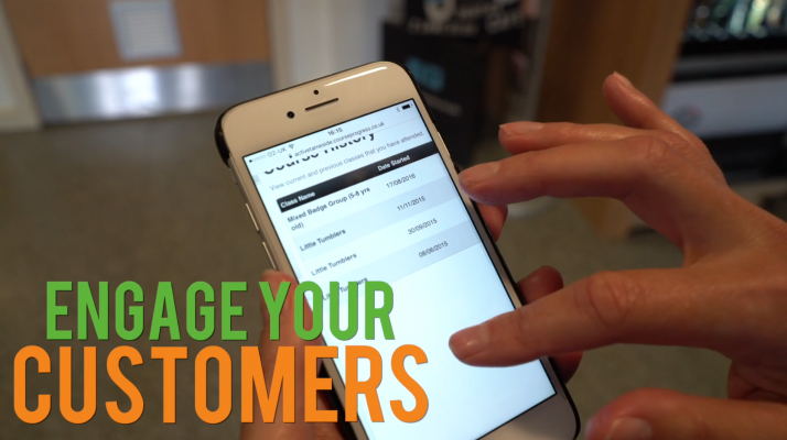 Engage your customers with CoursePro!