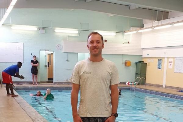 Adam Comfort - Co-Founder - Comfort Aquatics