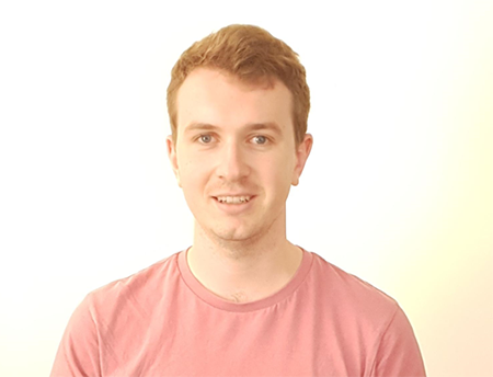 Our marketing executive, James Charles!