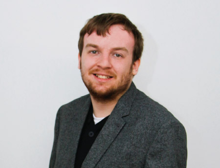 Welcome to James Wilson, our new support engineer