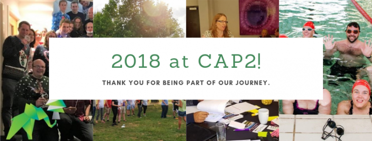 The highlights of 2018 from CAP2
