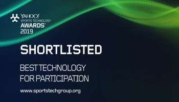 CoursePro has been nominated for the Best Technology in Participation category at the Yahoo Sports Technology Awards!!