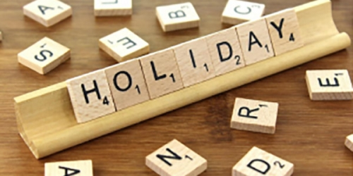 Creating a Holiday Course