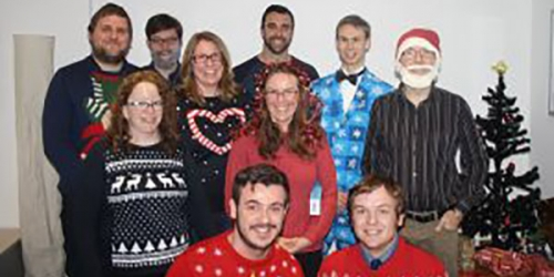 Merry Christmas from the Cap2 team!